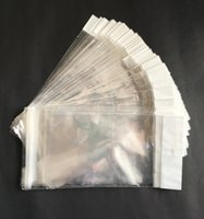 iphone couro branco venda por atacado-5000 unidades / lotes limpar branco simples saco de plástico bolsa, sacos de opp poli à prova de poeira para iphone 6 s 6 plus 5 hard case de couro