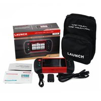 Wholesale Launch Leads - Launch Professional Diagnoic Auto Scan Tool Crp Touch Pro Car DVR US Version Original Scanner All VehiclesExtensive Pre-OBDII