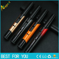 Wholesale honest torches for sale - Group buy Honest Jet Torch lighter honest metal windproof lighter plastic lighters Inflatable Small Flame gadgets unfilled