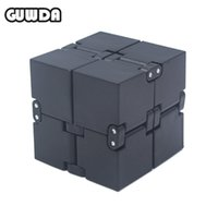 Wholesale cube neo resale online - New Fashion Infinity Cube Mini Fidget Cube Cubos Magicos Puzzles Stress Relief Spinner Game Neo Cube Antistress Autism Adhd Toys