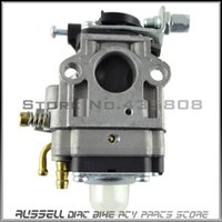 Wholesale Pocket Bike 33cc - 33cc Carburetor for 2 stroke Mini Pocket Bike