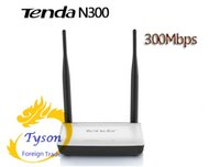 Wholesale Router Tenda - Tenda (TENDA N300 v3)Tenda N300 wireless router, WIFI repeater, 300Mbps
