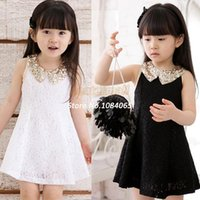 Wholesale Dropshipping Baby Clothes - Hot Sale 2014 Summer New Children Clothing Baby Girls Clothes Girl Dress Kids Tutu Dress child Children Dress Dropshipping 14554