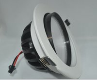peças led venda por atacado-Made in china ip44 15 w downlight levou 2 anos de garantia levou recesso downlight 84lm / w levou downlight peças