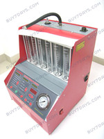 Wholesale Injector Cleaning Tester - Wholesale-Original Launch CNC602A CNC-602A injector cleaner and tester With English Panel DHL free shipping