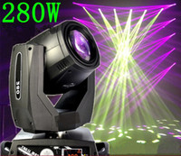 Wholesale Variety Screening - Wholesale-New AC100-240V 300W led moving head stage, 17 25 channel, touch screen LCD, a variety of stroboscopic computer light beam lamp