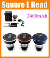 Wholesale Hookah Pens Cheap - square e head ehead e-head e hose mini ehose e shisha square cartridge refillable e hookah disposable hookah cheap e hookah pen E-cig TZ307