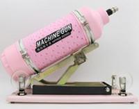Wholesale Doll Gun Sex - Couple love Gift Orgasm Gun Machine Sex dolls Love Masturabtion Masturbation Climax Sex Machine