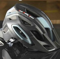 Wholesale Freestyle Bikes - Wholesale-MTB AM helmet tails helmet for freestyle and Downhill off-road racing helmet bike free shipping