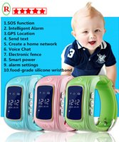 Top Bluetooth Smart Armbanduhr GPS Tracker SOS Anruf Kinder Smart Watch Call Kinder Für Android IOS