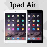 apple ipad display оптовых-100% оригинальный отремонтированы Apple iPad Air 16 ГБ 32 ГБ 64 ГБ Wifi iPad 5 планшетный ПК 9.7