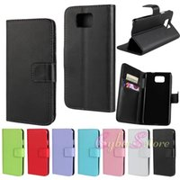 Wholesale Alpha Leather - For Galaxy Alpha G850 PU Leather Wallet Phone Cases with Credit Card Slots Money Pocket Flip Stand Luxury Cover for Samsung G850F