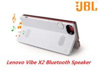 Wholesale Vibe Sound - free shipping original lenovo vibe x2 speaker BSX200 bluetooth speaker lenovo x2 Pro speaker Hi-fi sound lenovo vibe x2 cover