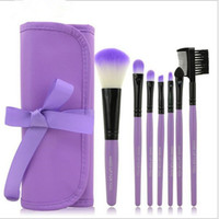 Wholesale Synthetic Essential Kit - 7pcs kits Makeup Brushes Professional Set Cosmetics Brand Makeup Brush Tools Foundation Brush For Face Make Up Beauty Essentials