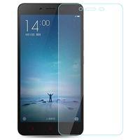 xiaomi mi4 bildschirmschutz großhandel-Xiaomi Mi3 Mi4 Mi4i Mi4C Mi Hinweis Hongmi Redmi Redrice Hinweis 2 Hinweis 3 Echte Premium-Hartglas-Displayschutzfolie mit Verpackung