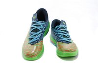Wholesale Cheap Kevin Durant Vi - Kd6 VI Liger Cheap Mens Basketball Shoes kd 6 Christmas kds 2015 new arrival Kevin Durant Sneakers us size 7-12