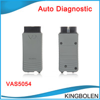 Wholesale Scanner Vw Vas - VAS 5054A Diagnostic Interface VAS5054A V19 Scanner 5054 with Bluetooth & Multi-language DHL Free Shipping