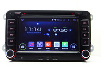 Wholesale Din Seat - Android 4.4 Car DVD Player for Seat Altea Altea XL Leon Toledo with GPS Navigation Radio BT USB WIFI Video 4Core 1024*600