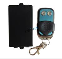 abridores de puertas de garaje al por mayor-Nuevo y de alta calidad 12V DC Control remoto Universal Puerta Garaje Abridor de puerta + Transmisor inalámbrico
