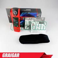 Wholesale Digital Lux Meter Professional - Professional UNI-T UT381 Digital LCD Auto Range LUX FC Luminometer Lux Meter Illuminance Measurement Photometer Measure Luxmeter