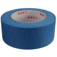 Wholesale 3D Printer Blue Tape mm wide m Reprap bed tape painters masking Lowest Price