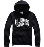 Wholesale Casual Autumn Winter Sports Hoodies - 2015 new autumn winter brand Hoodie sweatshirt hip hop BILLIONAIRE BOYS CLUB BBC fashion men's sports fleece pullover1126