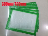 Wholesale Waxed Sheets - Silicone wax pads dry herb mats 300mm x 400mm square food grade baking mat dabber sheets jars dab tool vaporizer