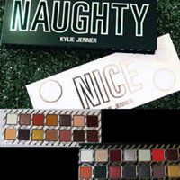 Wholesale Cosmetic Items - Hot Item!! NEW Kylie Cosmetics Naughty or Nice Eyeshadow Palette for Christmas gift Choose Your Palette Fast Free shipping