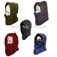 Wholesale Catching Cold - Wholesale-Winter cold catch suede with warm riding a motorcycle head warm hat