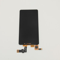 "Wholesale Lcd Innos - Wholesale-Hot Selling 4.5"" For DNS S4503 S4503Q Innos i6 LCD Display Screen +Touch Digitizer Sensors Full Assembly Smartphone Repair"