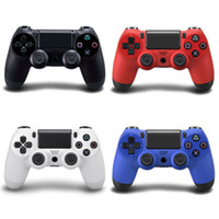 Wholesale Running Cable - PS4 Controller Dual Vibration Effect For Playstation 4 Connect USB Cable Support Long Running And Comfortable Buttons