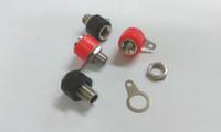 Wholesale 4mm test socket resale online - 800pcs Banana Socket MM Jack FOR MM BANANA Plug Test
