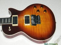 Wholesale Axcess Electric Guitar - Wholesale Guitars Honey Flame Top Axcess Electric Guitar OEM From China