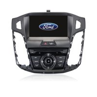 "Wholesale Bluetooth Car Audio Ford - 8"" car dvd car audio gps for Ford 2012 with dvr  reversing camera  auto parking function"