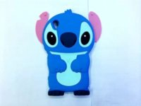 Wholesale Stich Cases - New arrive Sole 3D Cute Cartoon Stich Phone cases Soft Silicone Back Cover For Sony Xperia Z2 Case Covers