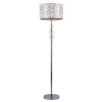 stoff kristall schlafzimmer lichter großhandel-Kristallgewebe Wohnzimmer Stehlampen Europäischen Einfache Arbeitszimmer Stehlampe Schlafzimmer Stehleuchten Leuchten