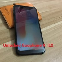 Wholesale wholesale touch screen tv for sale - DHL freeshiping iX i10 android smartphone Quad Core MTK6580 GB RAM GB ROM Inch G WCDMA unlocked Full screen cell phones