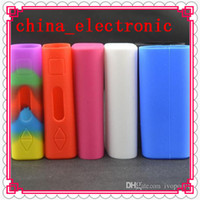 Wholesale E Hit - hit sale Eleaf Istick silicon cover istick case Silicone Cover Case Holder For 20 Watt Mod Protective Case Cover E Cig Istick 30W Cover Case