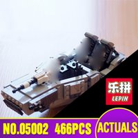 Wholesale First Class Sets - LEPIN 05002 First-class transport vehicle Set Building Blocks Toys
