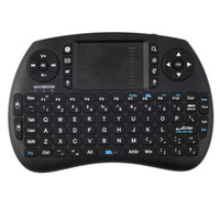 Wholesale smart touch laptops for sale - High Quality Mini GHz Keyboard Air Mouse Remote Control Touchpad for Android Smart TV