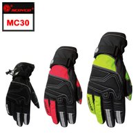 Wholesale Scoyco Gloves Waterproof - Motorcycle Winter Gloves 2016 Scoyco MC30 Guantes moto Waterproof motocross luvas Sports Warm outdoor ski men Women Motorbike