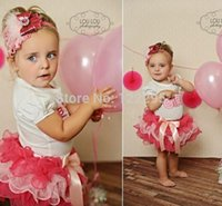 Wholesale Cute Baby Shirt Designs - Wholesale-Free Shipping Summer Hot design models female baby short sleeve t-shirt + skirt   fashion cute baby suit