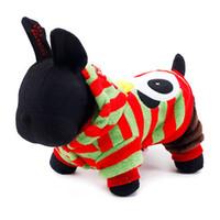bandanas do cão do inverno da queda venda por atacado-Atacado-Dog roupas de inverno para cães queda e roupas de inverno Teddy roupas nova proporção de quatro pernas de ouro Xionggui Bin roupas