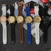 Wholesale Dragon Totem - New High Quality Outdoor Sports Quartz Men's Watch INVICTAS Dragon Totem Silicone Strap GA11O Free Shipping