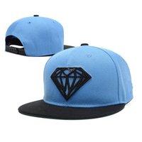 Wholesale Cheap Design Character - 2016 New Design Wine Red Diamond Hat Baseball HipHop Snapback Sport Cap Cheap Men Women LK Adjustable Wholesale Free Shipping