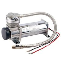 Wholesale Suspension Compressor - $30 off per $300 order New design 12V air compressor, Suspension air compressor with 40mm metal cylinder PR656
