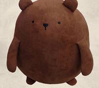 Wholesale Bunny Pillow - Wholesale-Good Quality Lovely MR. POTATO BEAR  BUNNY Plush Stuffed Toy Amimal Pillow