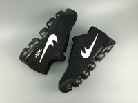 Wholesale Wedding Dress Size 36 - 2018 VaporMax BE TRUE Men Woman Shock Running Shoes For high Quality Fashion Casual Vapor Maxes Sports Sneakers Size 36-45(With box)