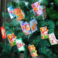 Wholesale Musical Christmas Cards Wholesale - Christmas Pendant Christmas Trees Party Decoration Christmas Decorations Christmas Gift Crystal Snowman Bowknot Stockings Brooch Pin Enamel
