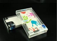 caixa do varejo do caso iphone6 venda por atacado-500pcs atacado frete grátis caixa de varejo para iphone6 caso varejo pacote para iphone 6 case capa